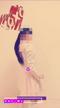 「合法ロリ痴女のパンチラハイキック」07/06日(月) 15:46   みどりの写メ・風俗動画
